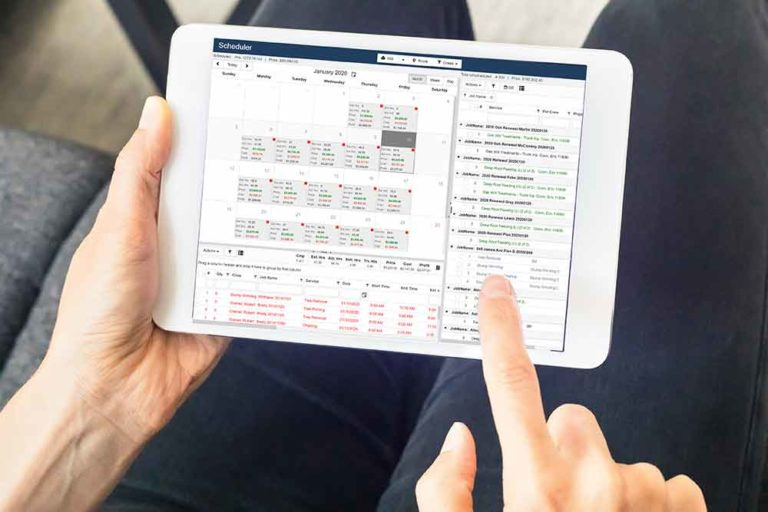 Creating a Work Schedule for Mobile Employees